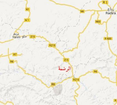 قتلى وجرحى في مواجهات الرضمة بإب بين القبائل والحوثيين والقبائل تتهم الجيش بتسليم المجمع الحكومي والمواقع للحوثيين