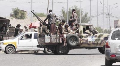 """مدير أمن العاصمة  """" المؤيد """" يتحدث عن إنخراط المسلحون الحوثيون في مجال العمل الأمني ومنحهم الزي الرسمي"""