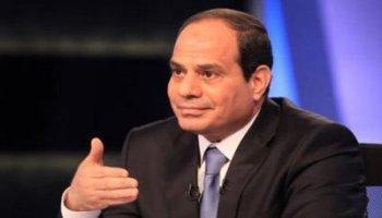 """الرئيس المصري """" السيسي """" يتحدث عن الأوضاع في اليمن .. ويُحذر"""