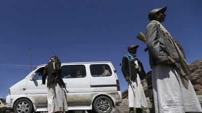 بعد إنسحاب القبائل .. الرضمة في قبضة الحوثيين