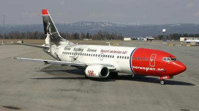 فأر يؤخر رحلة طيران نرويجية متجهة إلى نيويورك