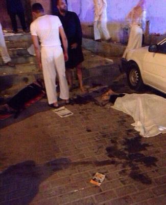 مسلحون يهاجمون حُسينية  للشيعة في منطقة الإحساء بالسعودية ويقتلون 5 أشخاص( صور)
