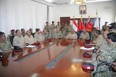 مصادر تكشف عن تعيينات عسكرية مرتقبة في مناصب قيادية هامة ( تفاصيل)