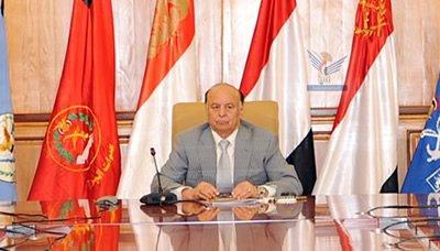 الرئيس هادي أمام أعضاء مجلسي النواب والشورى : نحن لسنا ضيوفاً في هذا الوطن وإنما أصحابه وأبناءه ( تفاصيل كلمة الرئيس)