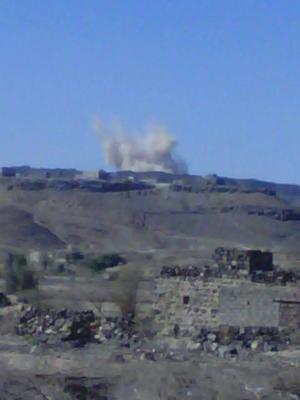 86 قتيلاً في اشتباكات بين الحوثيين والقبائل برداع والحوثيون يسعون إلى إحكام الخناق على محافظة مأرب من جهة الغرب