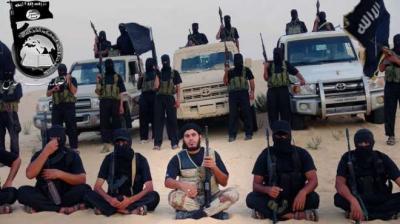 """""""أنصار بيت المقدس"""" يتبنون عملية كرم القواديس بسيناء والتي أودت بحياة 31 عسكرياً مصرياً ويعلنون إسمهم الجديد"""