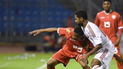منتخب الإمارات يخفف أحزانه بالميدالية البرونزية بعد فوزه على عمان في خليجي 22