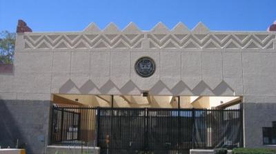 أنصار الشريعة تتبنى هجوما استهدف السفارة الأمريكية بصنعاء خلَّف قتلى
