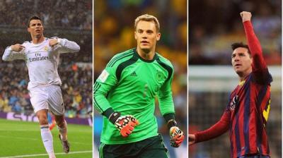 الفيفا يعلن عن القائمة النهائية لمرشحي الكرة الذهبية لأفضل لاعبي العالم ( الأسماء)