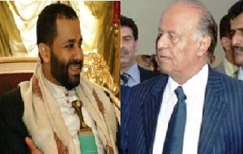 حميد الأحمر يهاجم الرئيس هادي