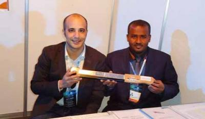 مخترع يمني يحرز الميدالية الذهبية في المعرض الدولي السابع للاختراعات بالشرق الاوسط