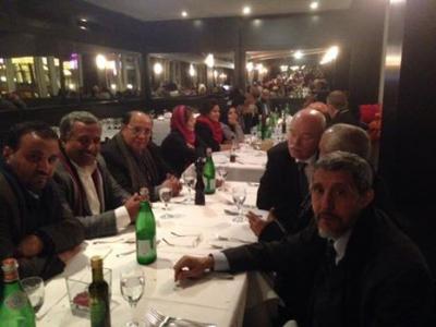 من ضمنهم حيدر أبو بكر العطاس وممثلين عن الحوثيين .. القوى السياسية اليمنية تجتمع في برلين وتناقش عدداً من الملفات ( الأسماء)