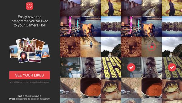 تطبيق جديد يسمح بتحميل الصور من إنستغرام على آيفون