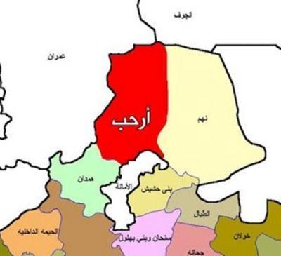 """الحوثيون يسيطرون على مديرية وقرى أرحب ويقتحمون منزل القيادي بحزب الإصلاح """" منصور الحنق """" بعد نقضهم للإتفاق القبلي"""