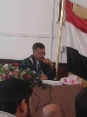 الدكتوراه بامتياز للباحث محمود العزيزي في الإدارة والتخطيط التربوي