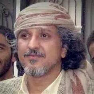 تدهور الحالة الصحية للشيخ سام الأحمر المعتقل في سجون الحوثيين