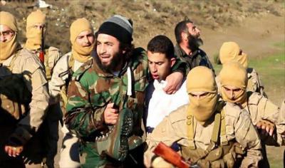 مقاتلوا داعش يأسرون طياراً أردنياً ومصدر عسكري أردني يؤكد ذلك ( صورة)