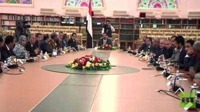 الحكومة تعقد اجتماعها الاسبوعي المقبل في عدن