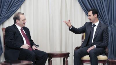 دمشق توافق على لقاء موسكو والمعارضة تتشاور بالقاهرة
