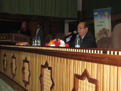 جمعية طب الأطفال اليمنية تنظم ندوة علمية عن سوء التغذية عند الأطفال برعاية ريجيليه اليمن