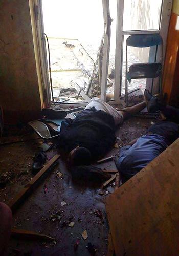 """"""" اليوم برس """" يُعيد نشر أسماء 23 قتيلاً و47 جريحاً جراء الحادث الإرهابي الذي وقع بداخل المركز الثقافي بمحافظة إب( الأسماء)"""