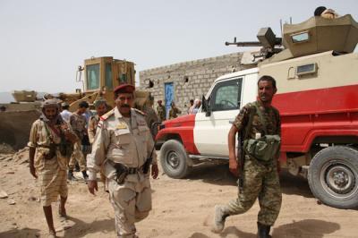 من هو قائد المنطقة العسكرية الرابعة اللواء الدكتور ناصرعبد ربه الطاهري ؟ ( سيرة ذاتيه)