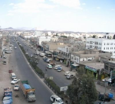 قتلى وجرحى من الحوثيين في محيط دار الضيافة بذمار