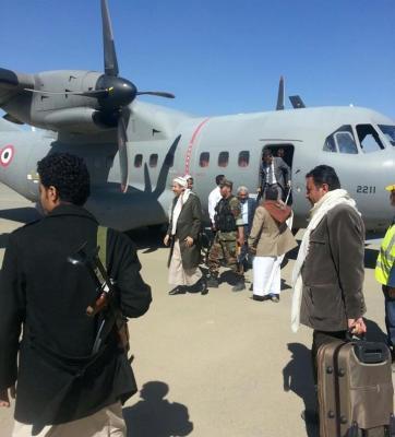 الرئيس هادي يرسل وفداً إلى صعدة للقاء زعيم جماعة الحوثيين عبد الملك الحوثي ( الأسماء - صور)