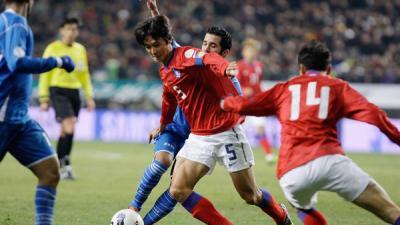 الكويت وعمان في مهمة التعويض أمام كوريا وأستراليا في نهائيات كأس آسيا
