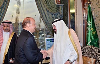 السعودية توجه تحذيراً للرئيس هادي