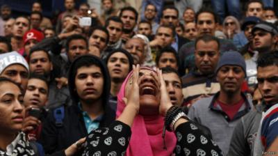 ذكرى ثورة يناير: مقتل 18 شخصا واصابة 52 في مناطق مختلفة من مصر