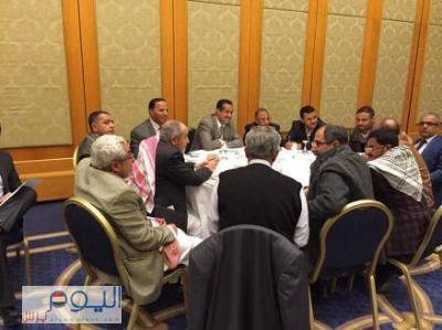 المؤتمر الشعبي العام  ينسحب من إجتماع القوى السياسية بموفمبيك وناطقه يكشف حقيقة ذلك الإنسحاب