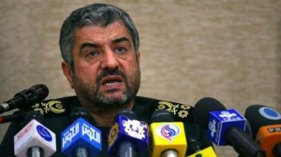 """الحرس الثوري: مستمرون بـ""""الجهاد المسلح"""" خارج إيران"""