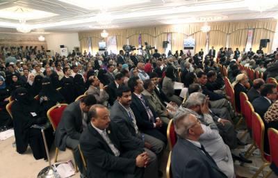 مصادر تكشف عن ترتيبات لعقد إجتماع  لأعضاء مؤتمر الحوار الوطني