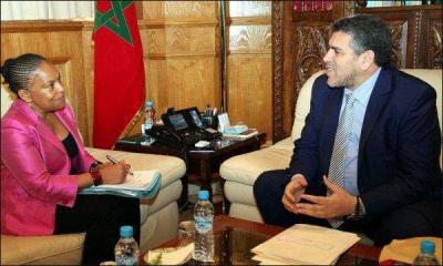 اتفاق مغربي فرنسي على تعديل اتفاقية التعاون القضائي واستئناف التعاون القانوني و القضائي