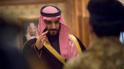 وزير الدفاع السعودي يباشر مهامه بتكريم قائد باكستاني