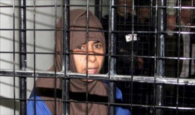 الأردن ينفذ حكم الإعدام في ساجدة الريشاوي والكربولي رداً على حرق الطيار الأردني الكساسبة