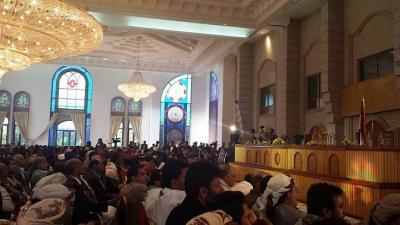 """"""" اللجنة الثورية الحوثية """" تصدر قرارات بتعيينات تعيد تشكيل اللجنة الأمنية العليا ورئيس جهاز الأمن القومي يرفض التعيين ( الأسماء)"""