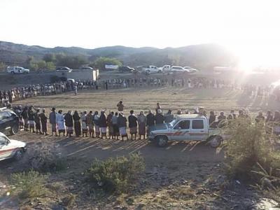 الحوثيون يتقدمون في البيضاء باتجاه مأرب وقبائل مأرب ترسل تعزيزات قتالية لحماية حدودها  ( تفاصيل)