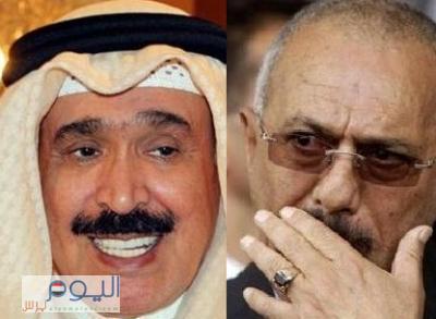 """رئيس تحرير صحيفة خليجية يهاجم الرئيس السابق """"صالح"""" والأخير يرد ويقول : عندما ترك الراقص للثعابين الفرصة تلادغت"""