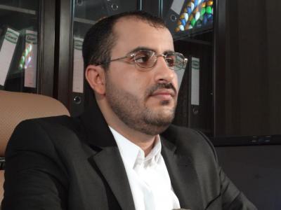 """ناطق الحوثيين يكشف حقيقة الإتفاق الذي تم إعلانه يوم أمس ويتهم الرئيس هادي وحكومة بحاح بخلط الأوراق واستهداف """" الثورة"""""""