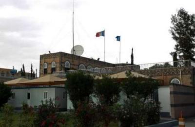 السفارة الفرنسية بصنعاء تدعوا رعاياها لمغادرة اليمن بعد ساعات من دعوة مماثلة لبريطانيا وأمريكا لرعاياهم في اليمن