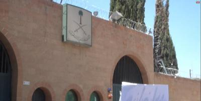 من هي السفارت العربية والأجنبية التي أغلقت أبوابها في صنعاء حتى اللحظة ؟