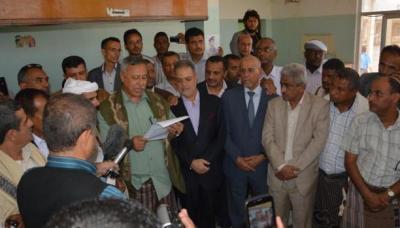 """مُمثلون عن أعضاء مجلس النواب والشورى والحوار الوطني والوزراء السابقين يصدرون من عدن """" 16 قراراً """" ( نصها)"""