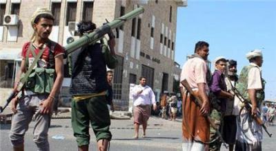 """اللجان الشعبية بعدن تتهم """" الرئيس السابق صالح والحوثيين """" بتنفيذ مؤامرة خطيرة"""
