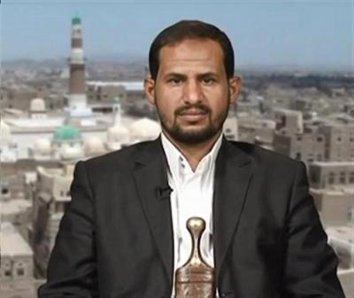 """القيادي الحوثي """" صلاح العزي """" يهدد قيادات الأحزاب السياسية ويتوعدهم"""