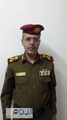 """معلومات هامة تكشف لأول مرة عن القائد الحوثي اللواء """" فؤاد العماد """" والذي تم تعيينه قائداً للواء 3 حماية رئاسية ( صورة)"""