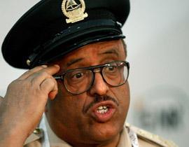 """ضاحي خلفان يهاجم الحوثيين ويمتدح الرئيس السابق """" صالح """""""