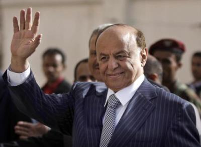 صحيفة تكشف تفاصيل جديدة حول الطريقة التي غادر فيها الرئيس هادي من صنعاء إلى عدن