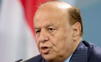 الرئيس هادي يوجه بإنشاء وكالة رسمية بديلة عن وكالة سبأ التي يسيطر عليها الحوثيون